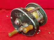 Vintage Shakespeare Fishing Reel Direct Drive No.1924 Model FK